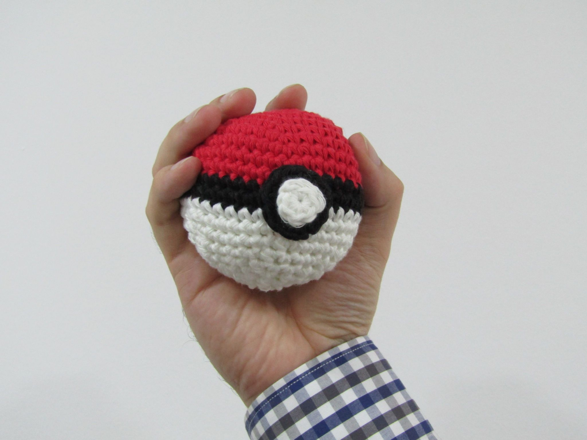 Pokeball Amigurumi miss kits | Knitting TV & movie | Pinterest ...