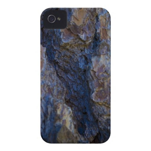 Wood Bark Textures Case-Mate iPhone 4 Cases From Florals by Fred #gift #photogift #zazzle