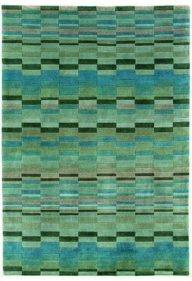 Feel Like Royalty With This Contemporary Princess Blue Area Rug From Couristan S Pokhara Collection Couristan Tibetan Rugs Blue Rug