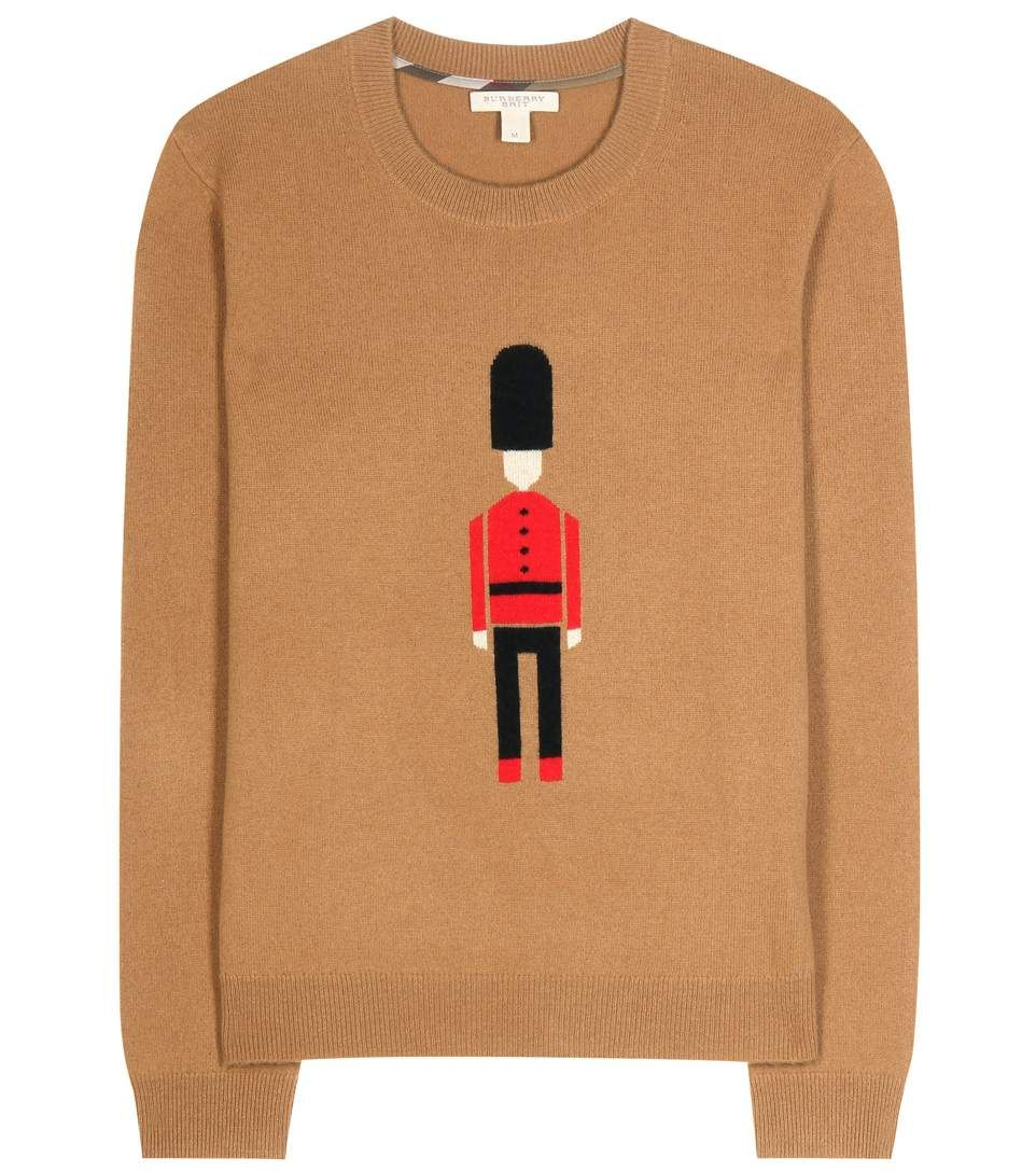 Burberry Wool and cashmere sweater