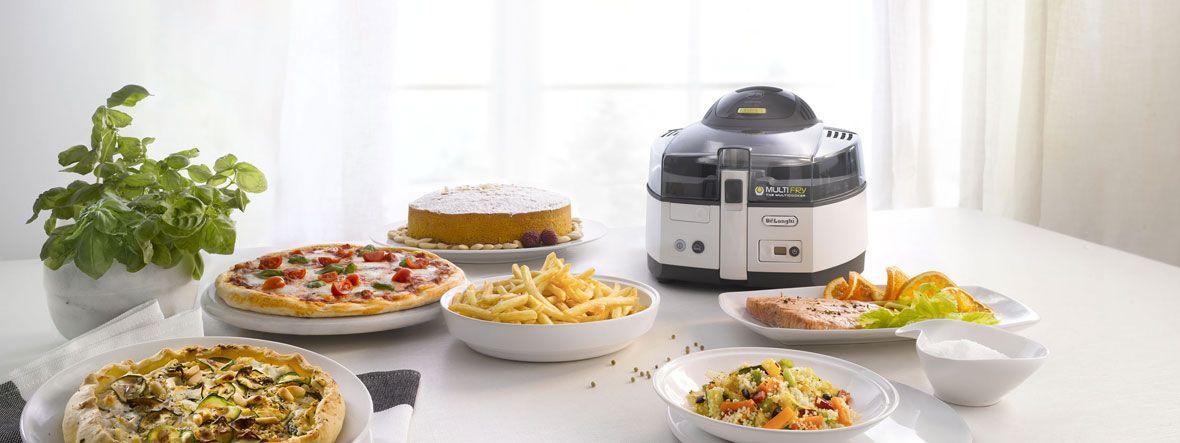 Haushaltsgeräte DE'LONGHI MULTIFRY CLASSIC FH1163 Heißluftfritteuse Kleingeräte Küche