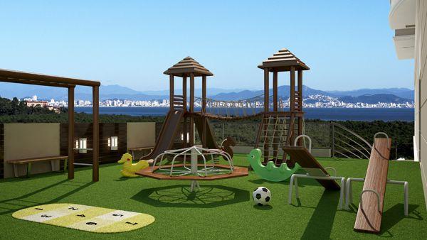 Jardim do Oriente - Playground