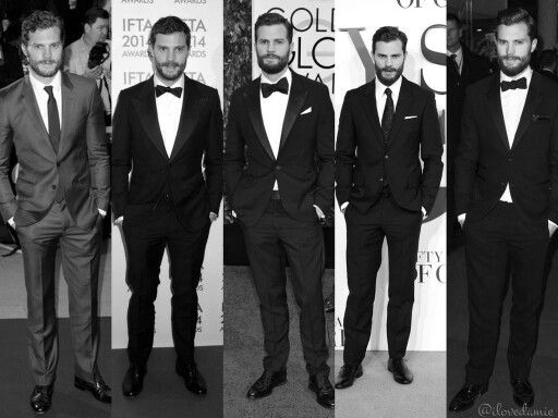 Everyone's crazy about a sharp dressed man