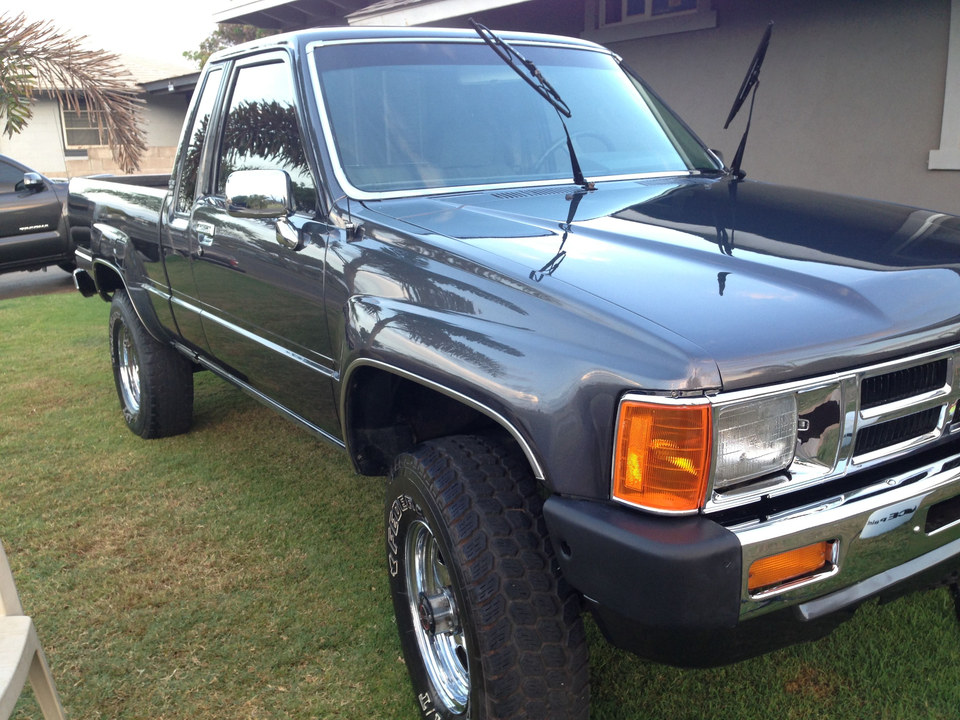 1985 toyota pickup 4x4 maui hi