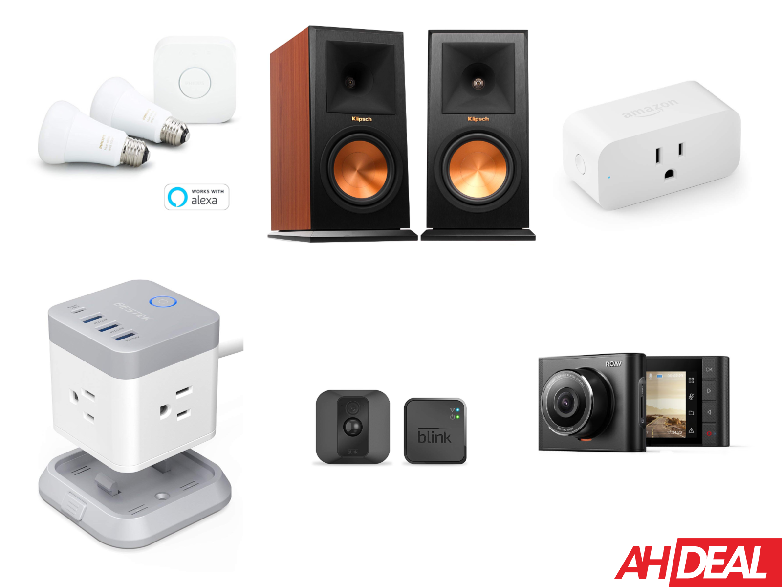 Electronics Deals October 31, 2018 Klipsch, Blink