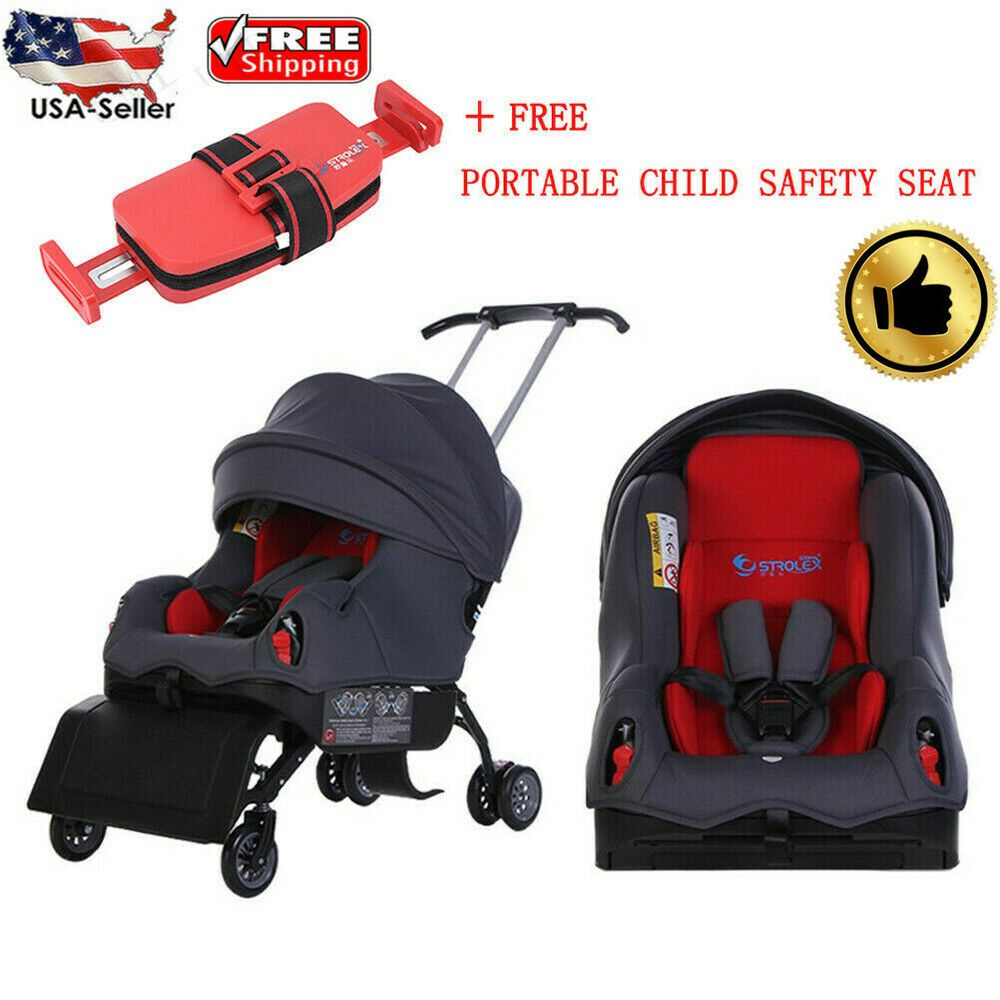 Child Car Seat Usa 5 In 1 Baby Car Seat Stroller Child Safety Seat Folding