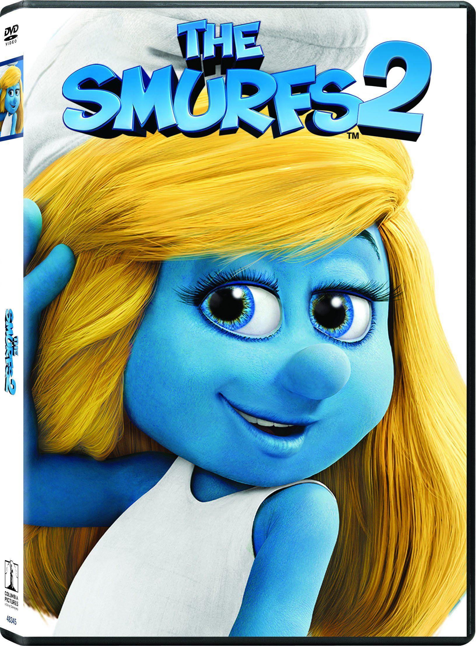 The Smurfs 2 Edizione Francia Smurfs Edizione Francia I Puffi Dvd Stati Uniti