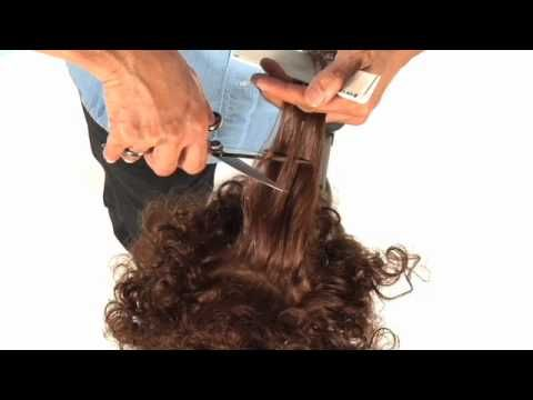 How To Create Lift And Softness At The Crown Area For Curly Hair