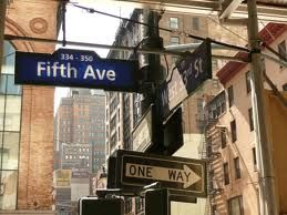 New York Shopping: 5th Avenue