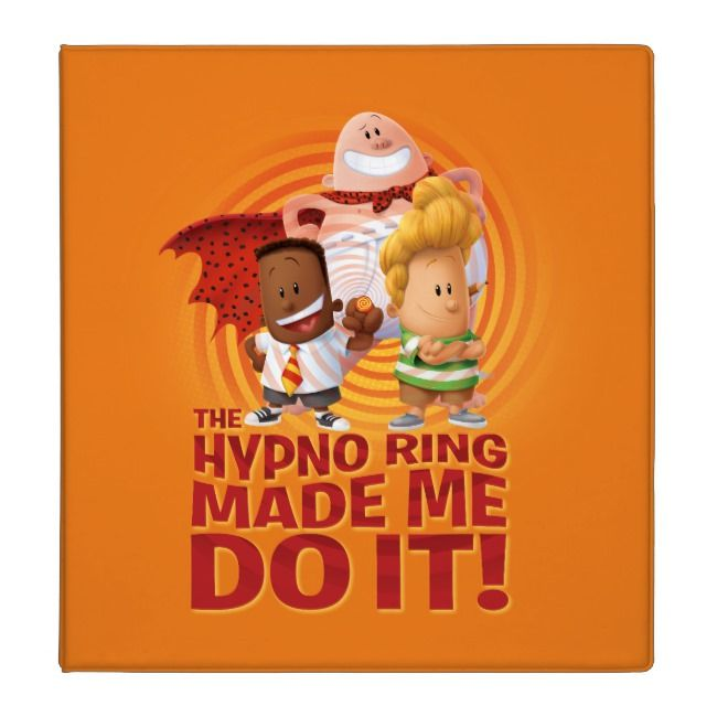 The Hypno Ring Made Me Do It 3 Ring