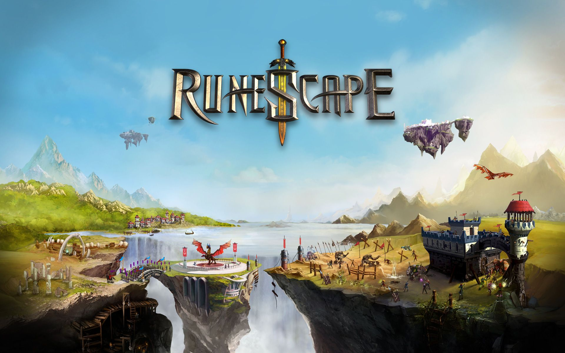 So many people play MMO RPG games around the world