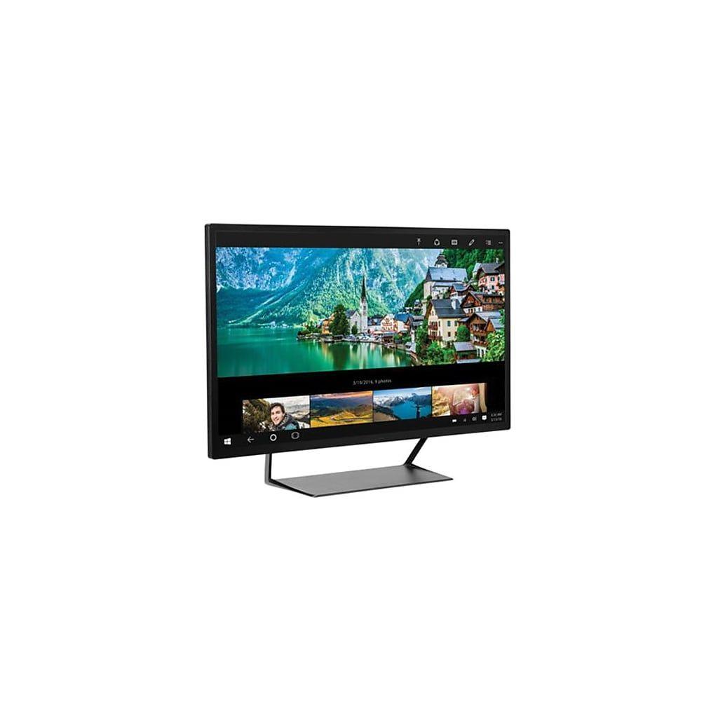 Shop Staples for HP Pavilion V1M69AA 32 LED-LCD Monitor, Black