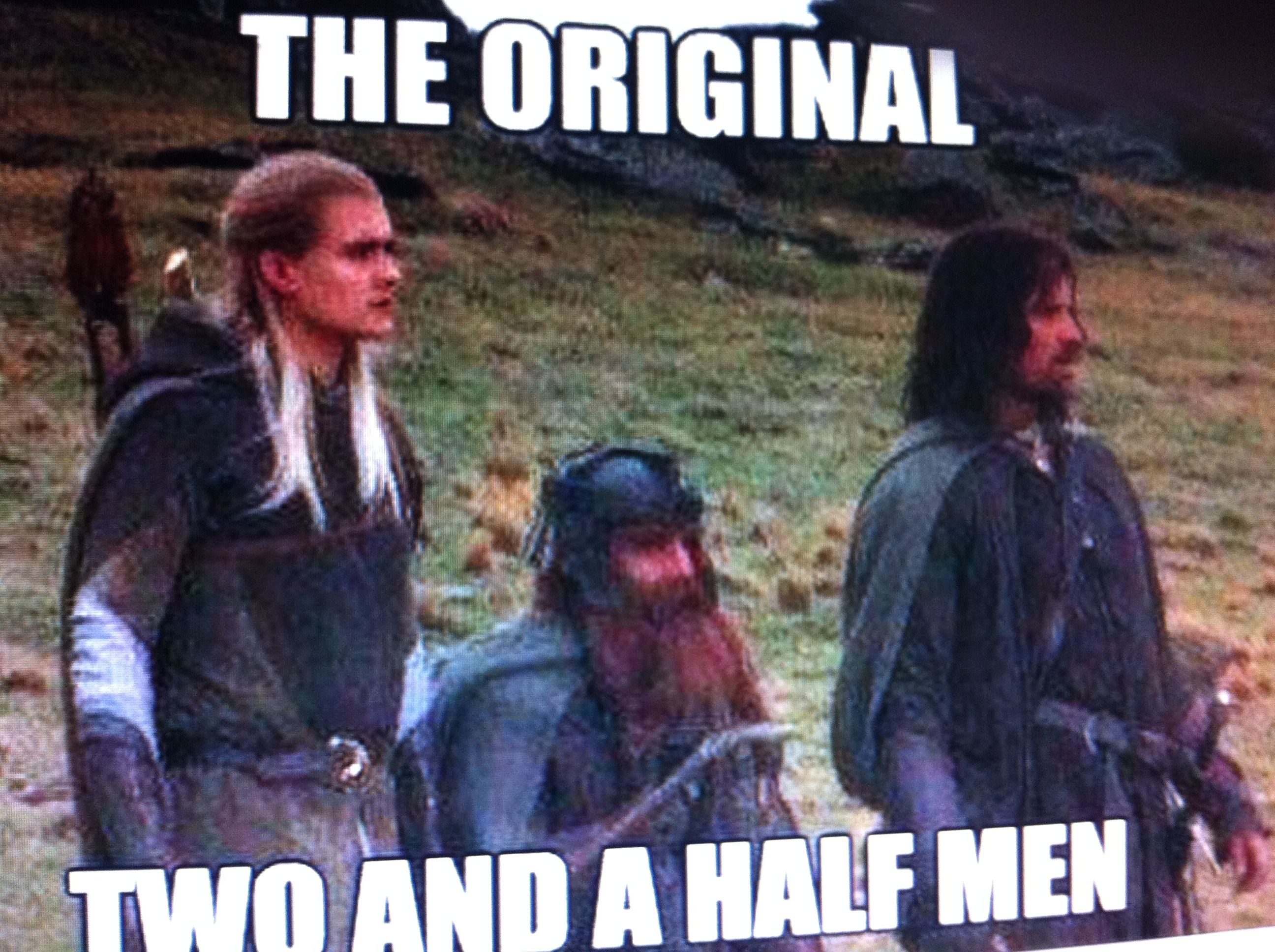 Lord Of The Rings Pun Birthday Meme