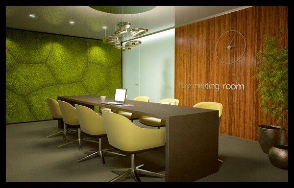 Sala de reuniones | Interiores 3D MAX | Pinterest | Salas de ...