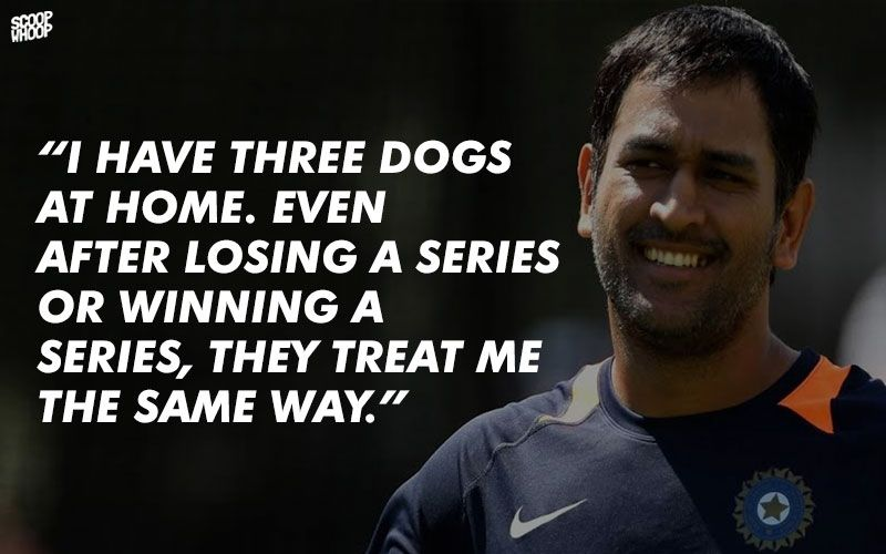 Image result for dhoni quotes