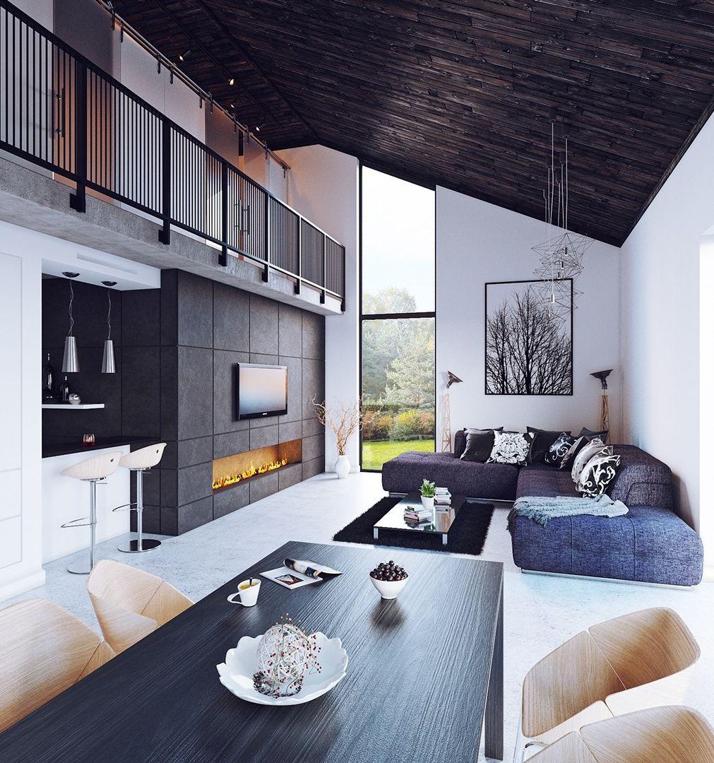 Home Designing — (via Lovely Living Rooms for a Design Loving Life ...