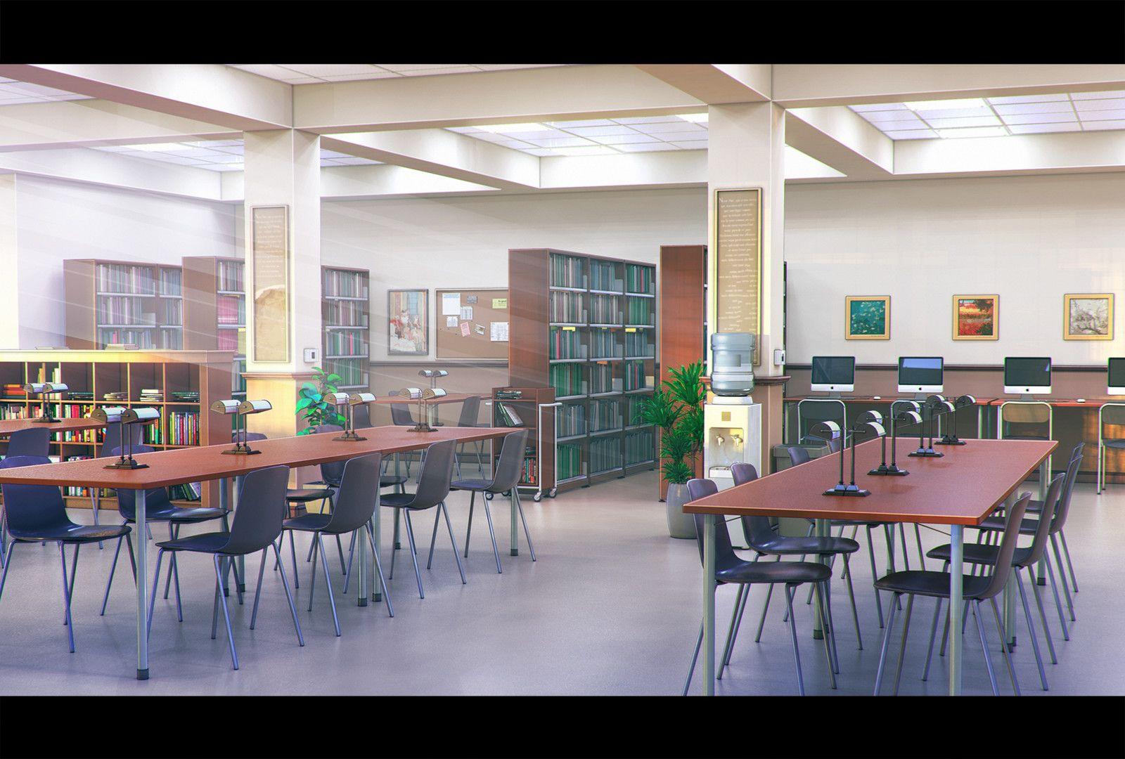 Library, Goliat Gashi