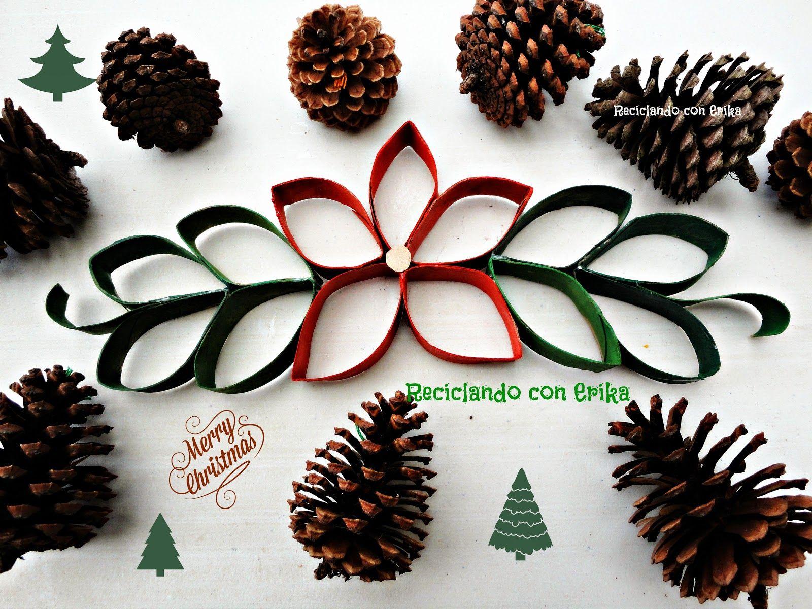 Detalles decorativos de navidad diy de bajo costo - Decorativos de navidad ...