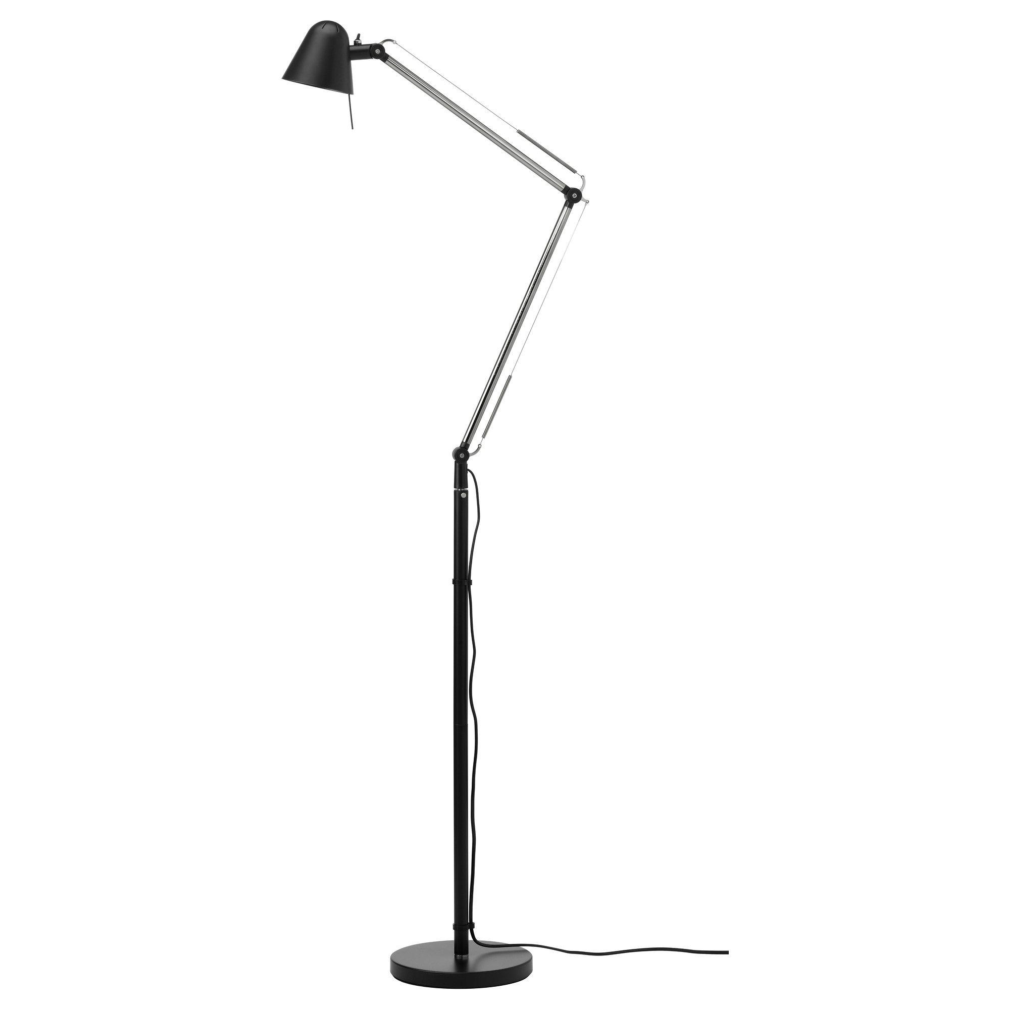 uppbo lamp black