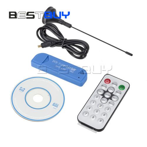 Business & Industrial DVB-T2 Receiver Digital USB TV Stick HDTV ...