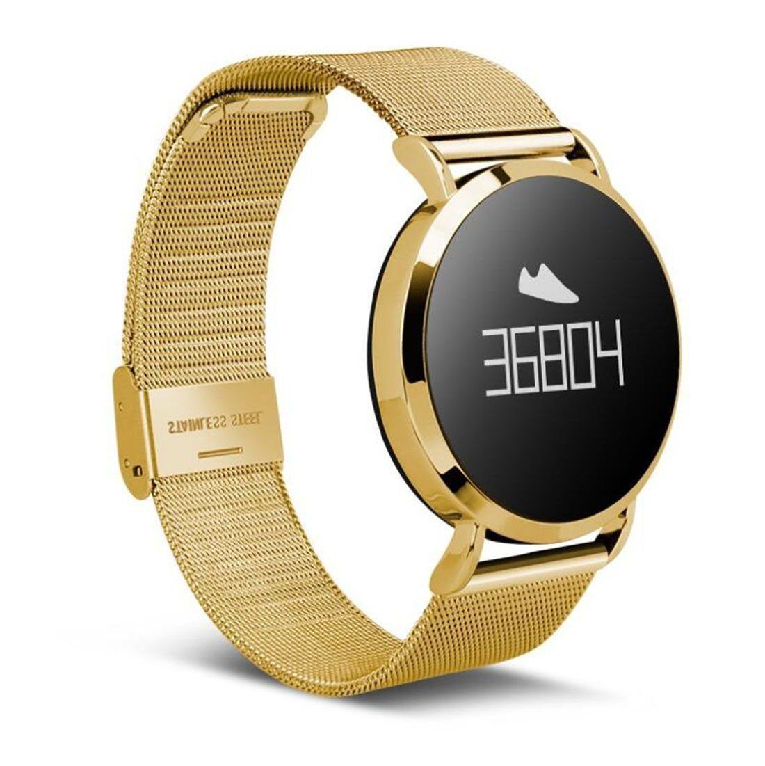 Smart Bracelet Montre Mode Bluetooth Sport Podomètre..
