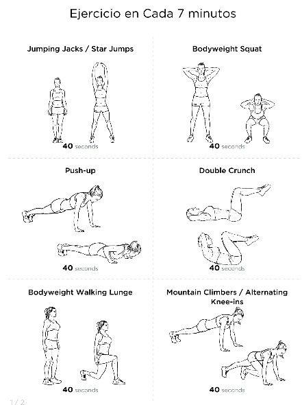 Rutina Semanal Dia Sabado Domingo En Casa Parte 1 Workout Plan For Men Home Workout Men Printable Workouts