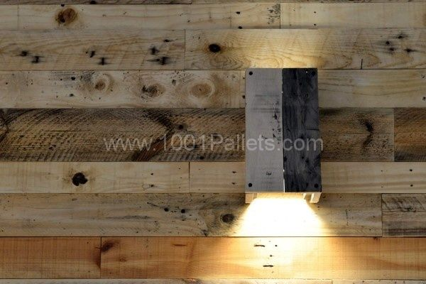 La palette en bois indépendants ciel | 1001 Palettes