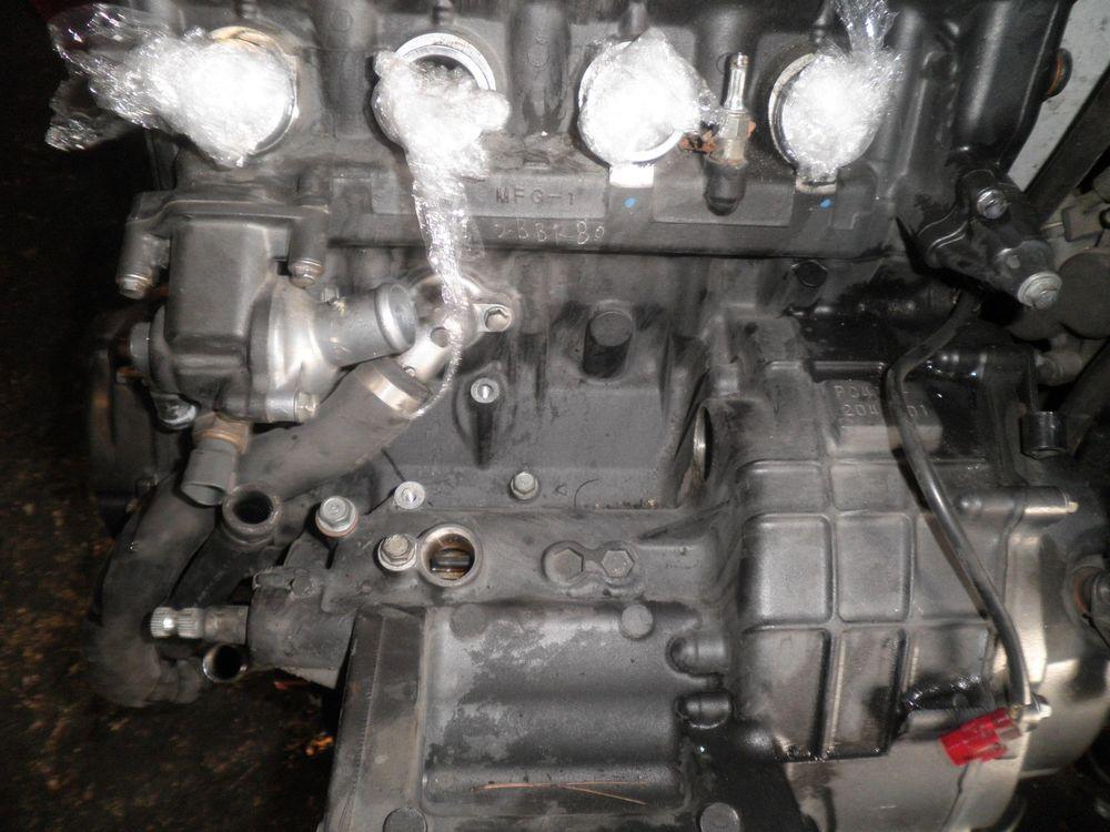 Details Sur Moteur 600 Hornet Moteur Bloc Moteur Honda Cb