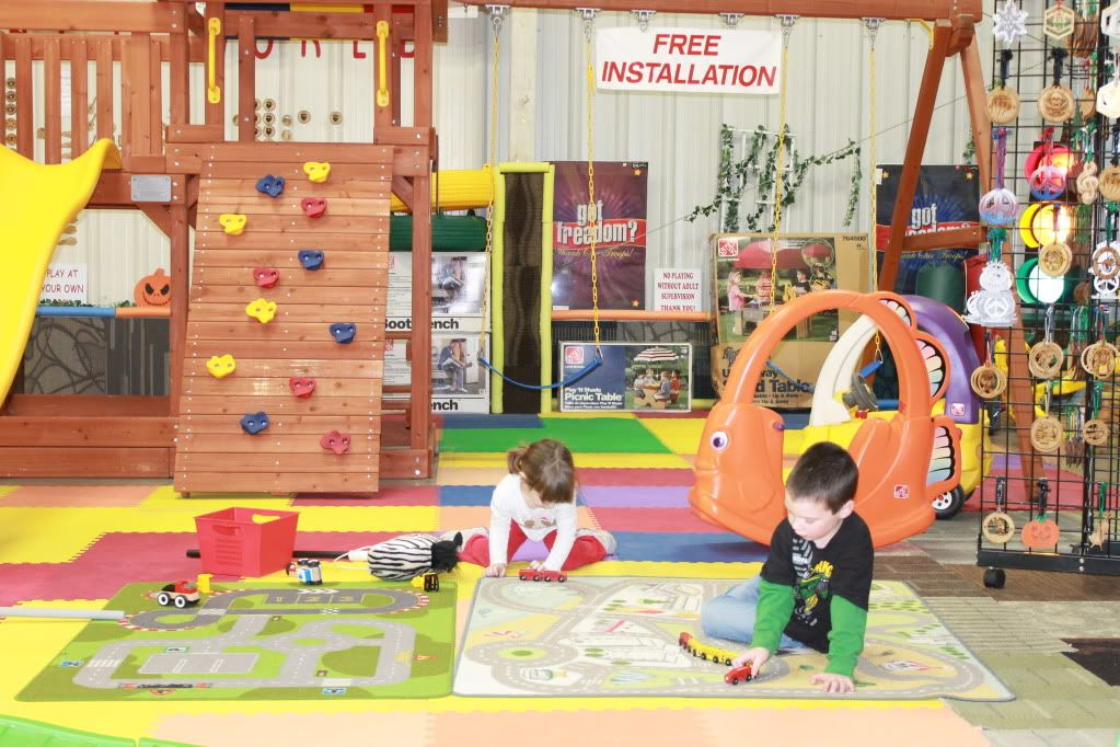 Review of Pay n Play (Open Play) at Awesome Outdoor Products ...