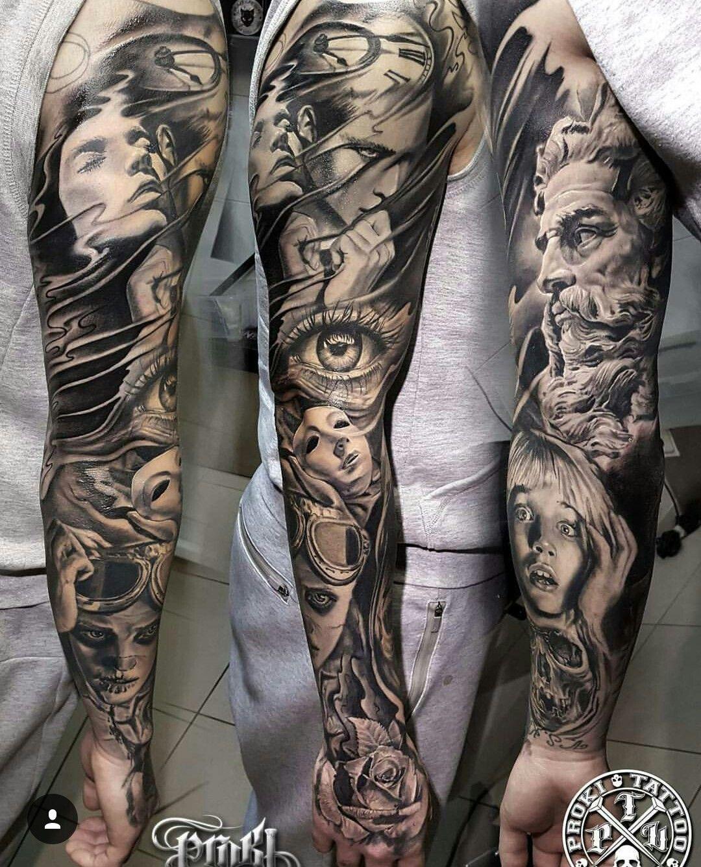 Tatuajes Manga Hombre 40 inspirational creative tattoo ideas for men and women | pics