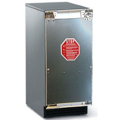 Scotsman Dce33a 1ssd Gourmet Cube Ice Machine With Gravity Drain Ice Machine Locker Storage Undercounter Ice Makers