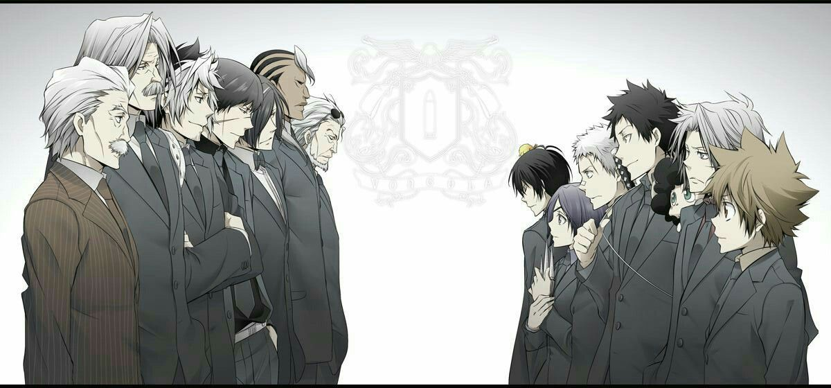 Pin By Asia On Hitman Reborn Reborn Katekyo Hitman