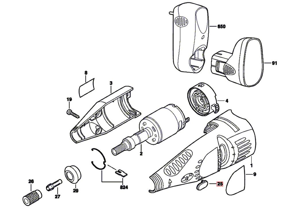 50 Dremel tool Parts Diagram Ka8u di 2020