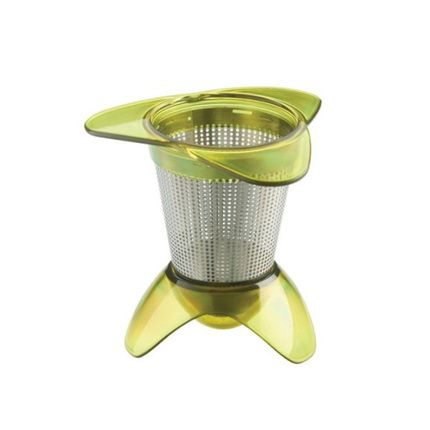 Buy Tovolo In-Mug Tea Infuser - Green Online India | Zansaar Dining Store