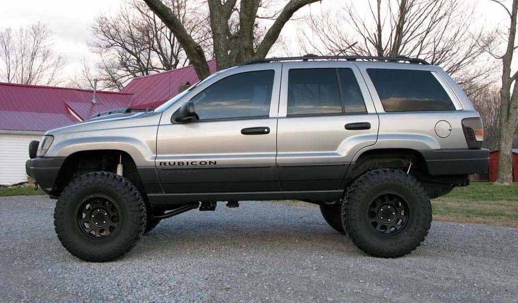 cherokee jeep grand lifted 2001 road laredo wj mallcrawlin custom mods