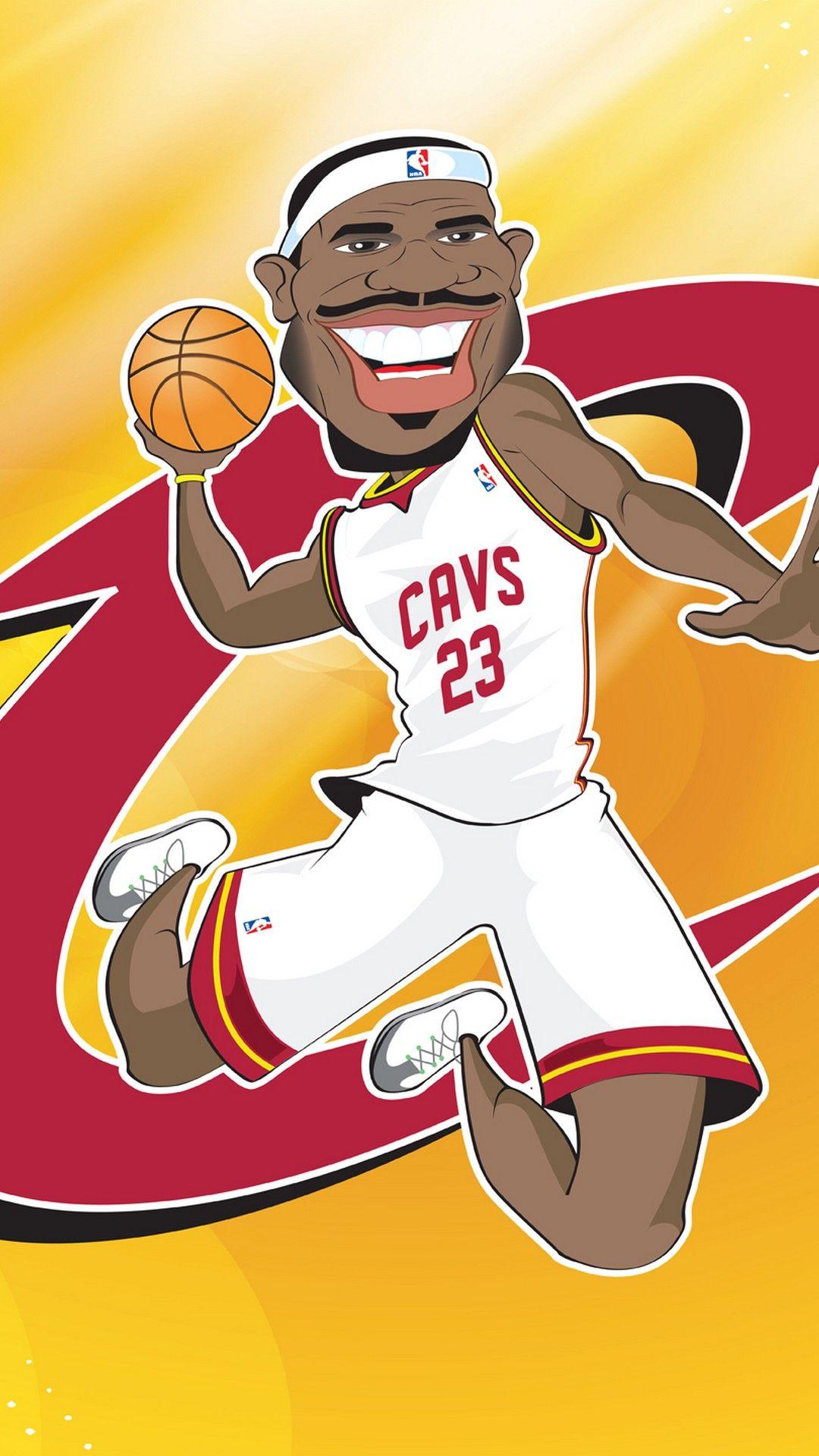 Cleveland Cavaliers Nba Iphone 8 Wallpaper 2021 Basketball Wallpaper Cavaliers Nba Basketball Wallpaper Basketball Drawings