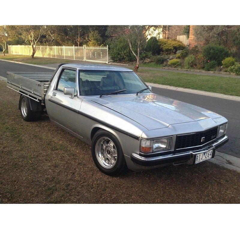 1981 HOLDEN ONE TONNER WB | ULTIMATE HOLDEN GARAGE | Pinterest ...