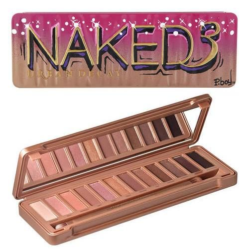 Urban Decay Naked Palettes Graffiti Editions for Summer 2015