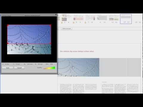 web-to-print mit ci-book™: Layouts