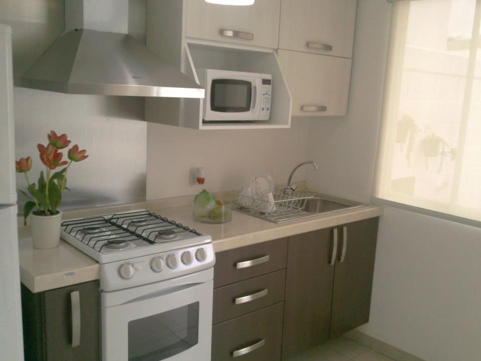 Cocinas integrales casas infonavit buscar con google - Casas de cocinas en sevilla ...