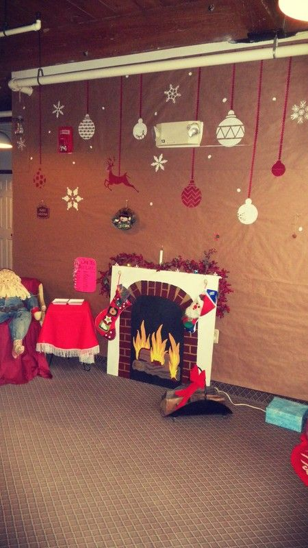 lobby christmas tarshamarielynn