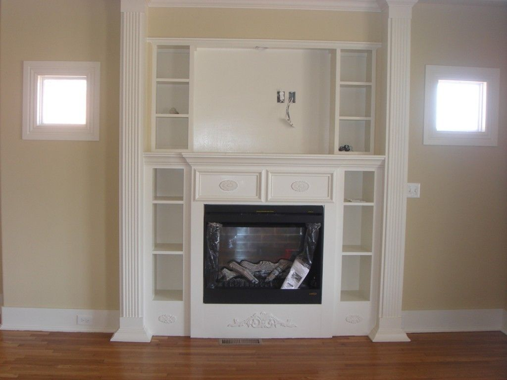 Great Ideas for Upgrading or Modifying an Existing Fireplace or Adding a New Fireplace to a Blank Wall