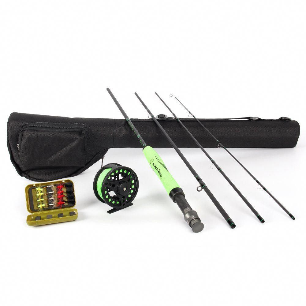 Best fly fishing combos 2018 beginners buying guide