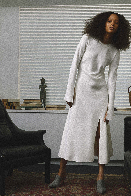 Khaite fall readytowear fashion show whatus hot trends