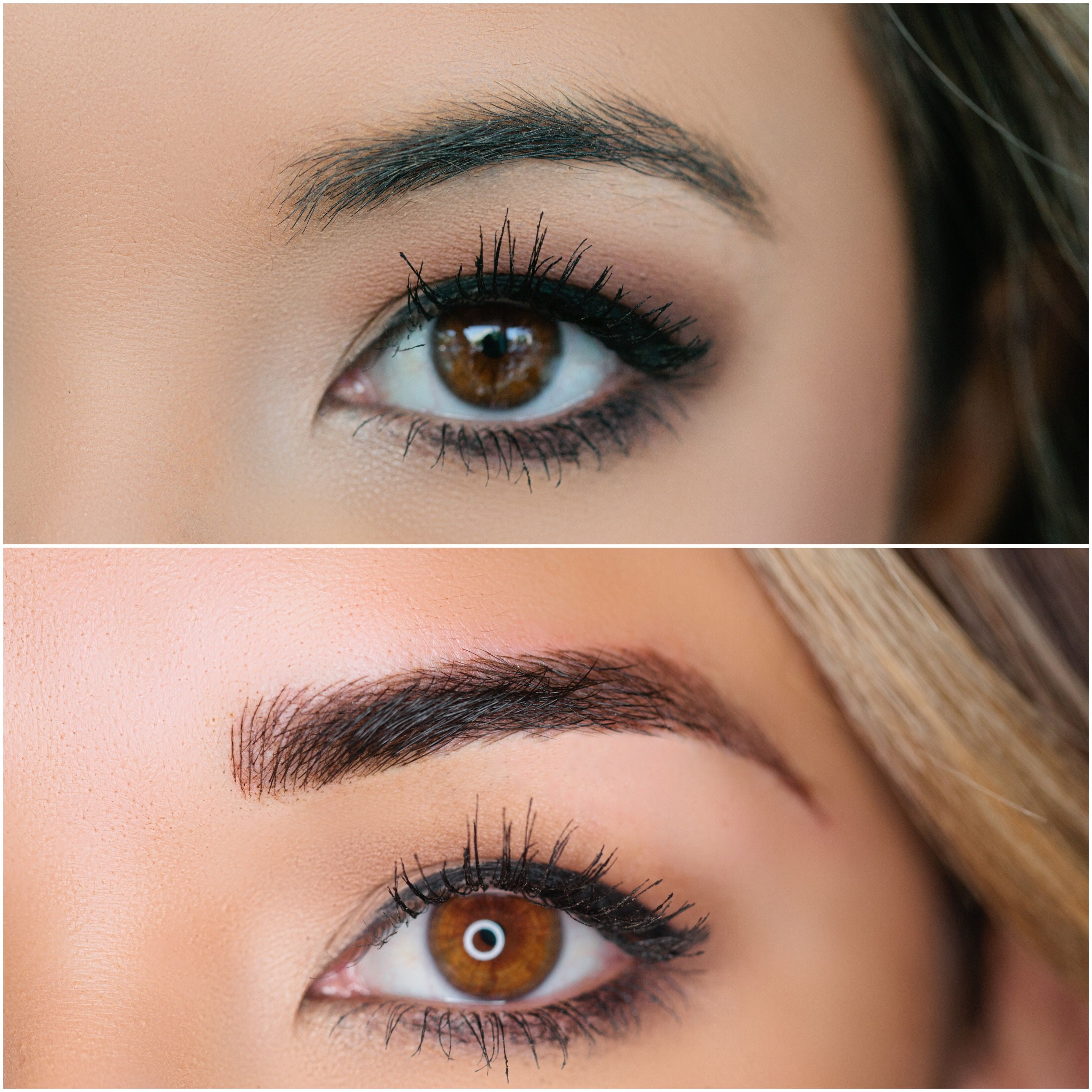microblading before and after Best eyebrow products