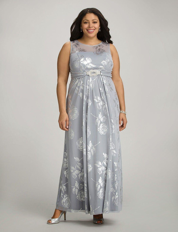 Vestidos de fiesta para mujeres con panza