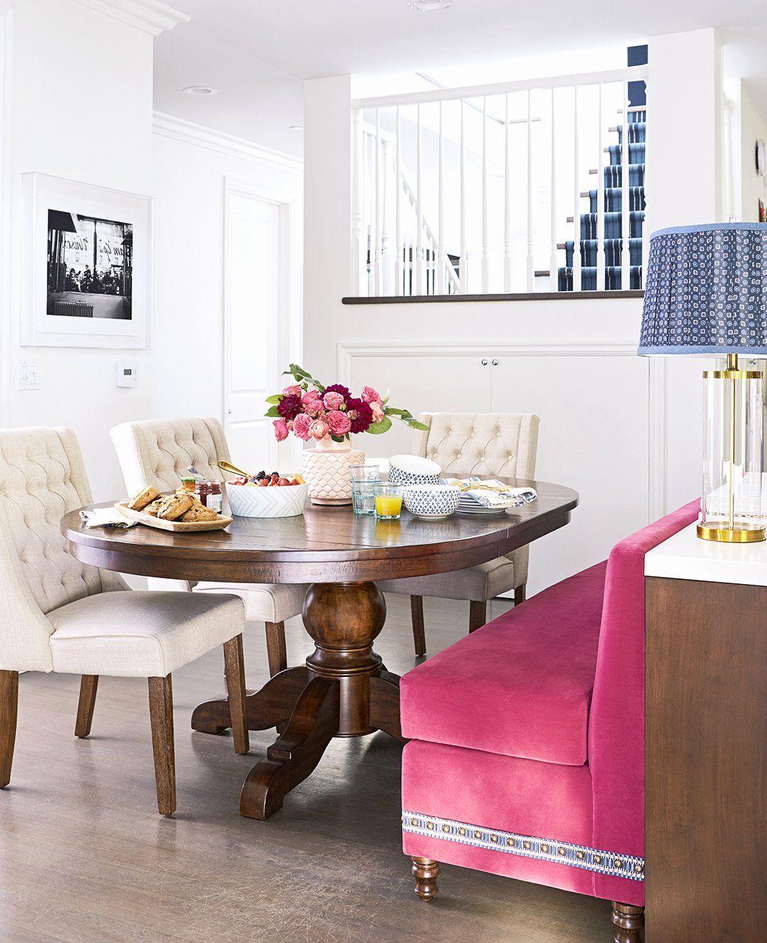 Banquette Dining Room Furniture Elegant Built In Banquette Ideas