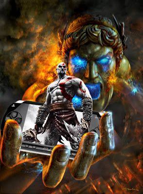 Free 3d Game God Of War Hd Wallpapers Backgrounds Hd Wallpapers