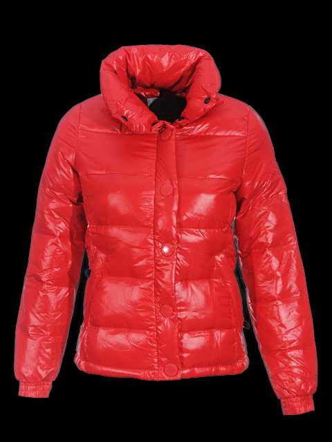 Moncler Cardi-Abrigos rojo