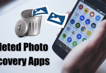10 Best Deleted Photo Recovery Apps For Android Smartphone